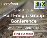 WATERFRONT 2017 ANNUAL RAIL FREIGHT GROUP