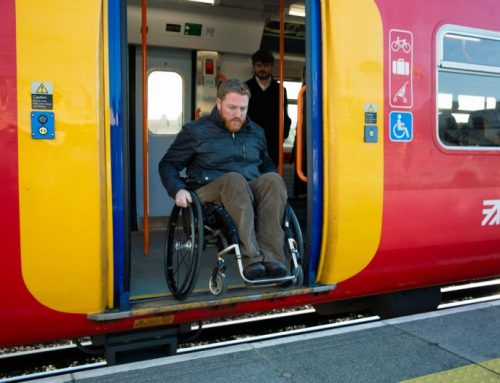 An accessible railway is better equipped for the future