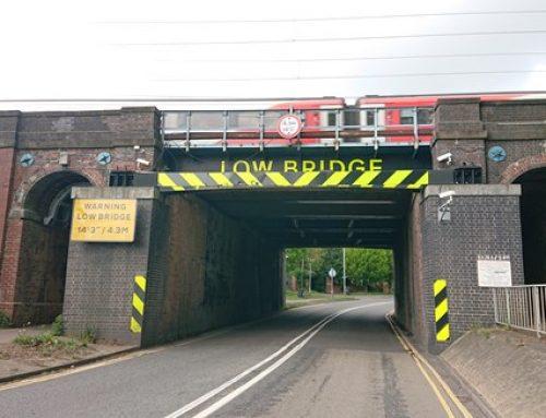 Network Rail begins vital improvement work at two Grantham railway bridges next month