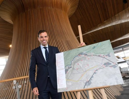 Call for UK Government to play its part as Global Centre of Rail Excellence moves closer with business case and initial planning consent