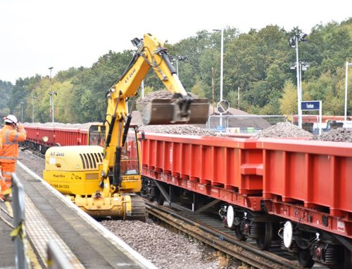 Major railway upgrade work completed in Kent, Sussex and Wessex over the Late May Bank Holiday