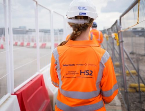 HS2's 'super-hub' Old Oak Common construction site handed over to contractors Balfour Beatty VINCI SYSTRA