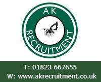 AK Recruitment Jun-Dec 2018