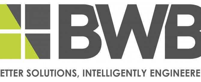 BWB Logo Colour Block Message 17300