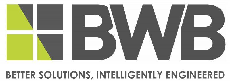 BWB Logo Colour Block Message 17300