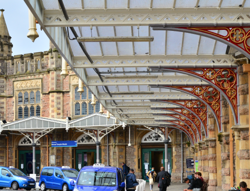 Picture perfect – painting a brighter future for Bristol Temple Meads station
