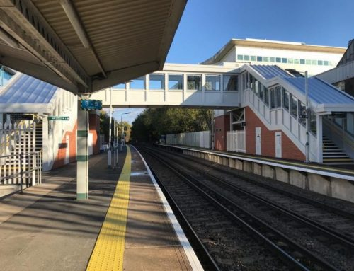 £3.9m upgrade at Crawley station improves accessibility for all passengers