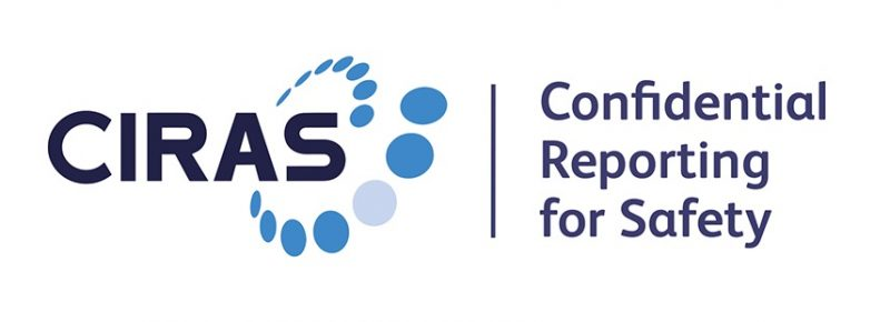 Confidential Incident Reporting & Analysis Service (CIRAS)