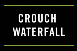 Crouch Waterfall logo
