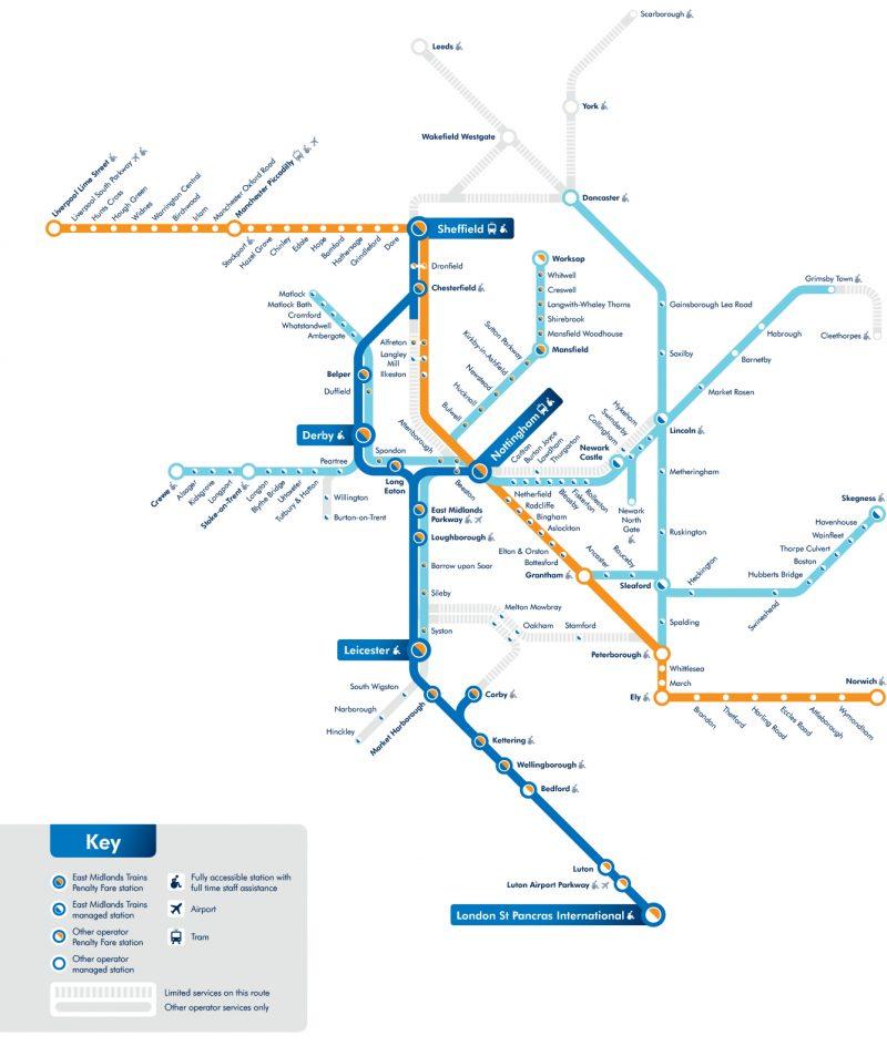East Midlands Trains - Rail Professional