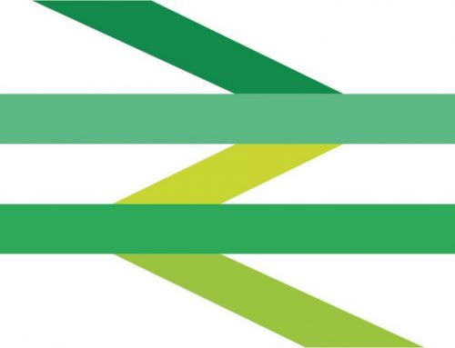 National Rail 'double arrow'logogoes green in new campaign ahead of COP26