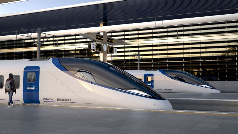 HBH-S image of proposed HS2 train