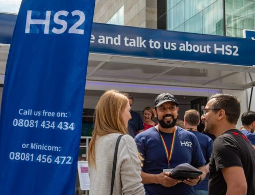 All aboard: HS2 is coming to London