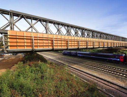 Helping keep our rail bridges safe and open for business