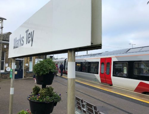 New trains start passenger service on Sudbury-Marks Tey route