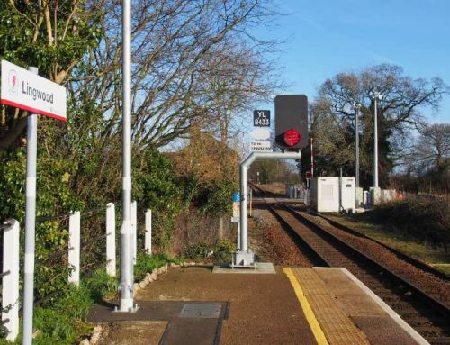 New signalling system introduced on the Wherry lines