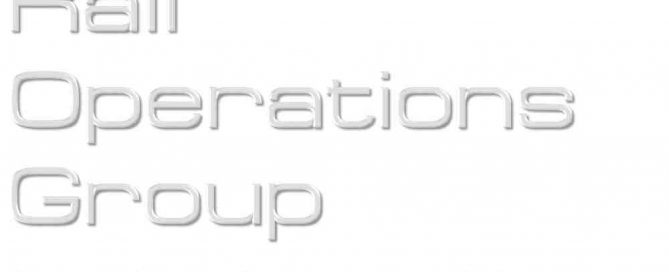 Rail Operations Group logo