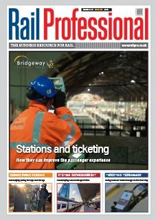 Rail Pro March 2019 cover