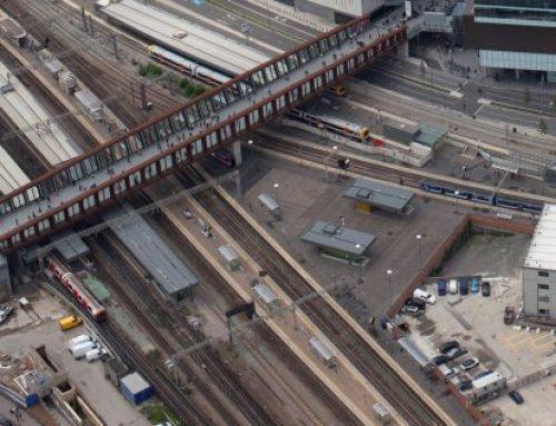 Stratford station congestion relief scheme secures DfT development funding