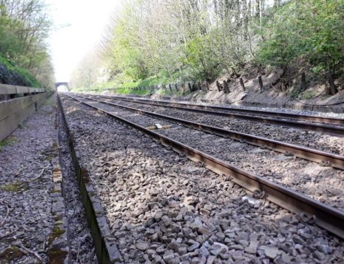 Network Rail begins vital work at Market Harborough in step towards electrification