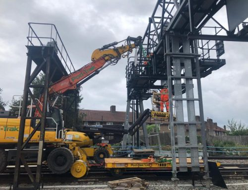 Hither Green resignalling work passes halfway point