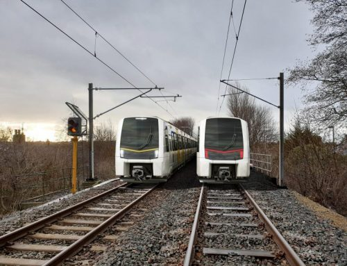 Collaboration as an aide to electrification: renewal of Nexus Metro