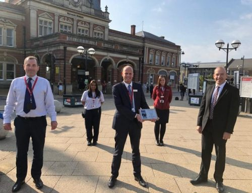 Norwich named 'Large Station of the Year'