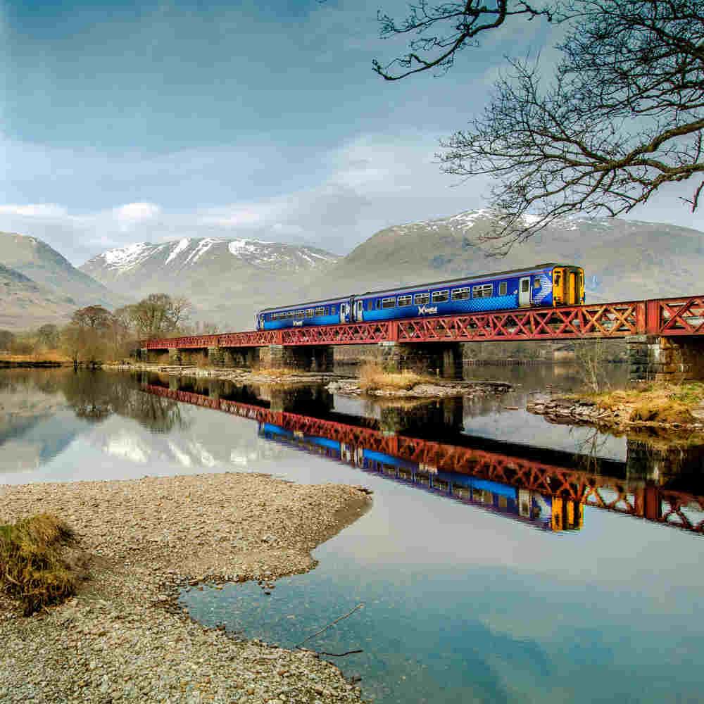 Scotrail oban line