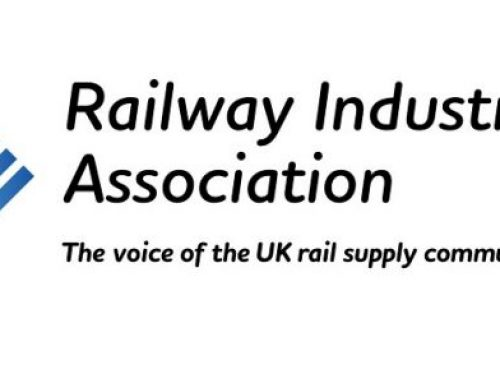 "Railway Industry Association launches its award-winning Annual Conference – ""Building customer-focused rail, at home and abroad"""