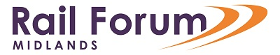 Rail Forum Midlands logo
