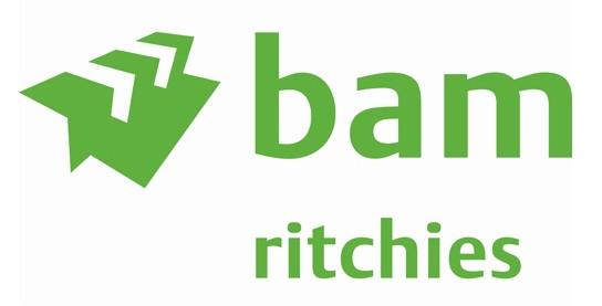BAM Ritchies logo
