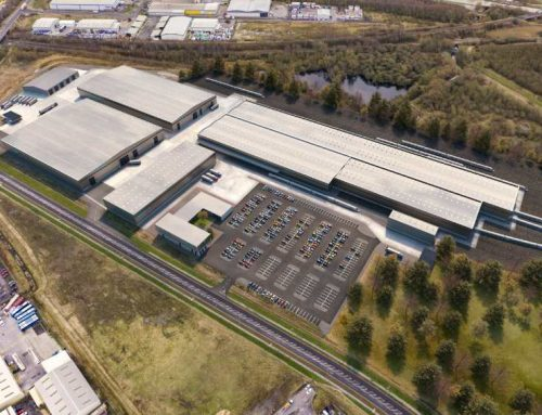 New images show exciting vision for Goole rail manufacturing site