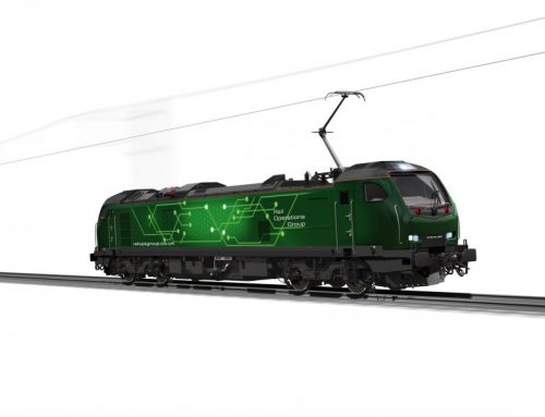 Stadler and Rail Operations (UK) Limited sign a contract for the new Class 93 tri-mode locomotives