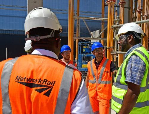 Network Rail launches action plan for working with small and medium businesses