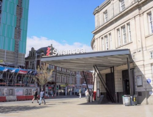 Swansea railway station sees biggest refurbishment in more than a decade