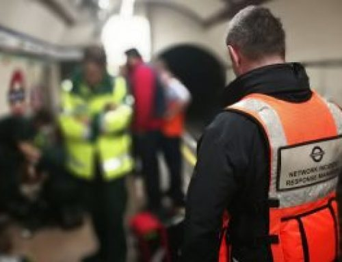 Managing the flow of the London Underground