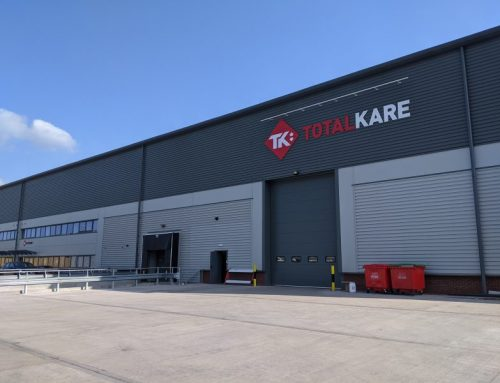 Business growth prompts Totalkare relocation to accommodate larger product portfolio