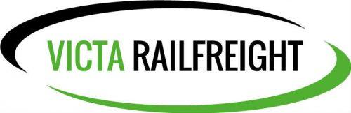 Victa Railfreight logo