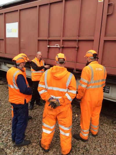 Victa Railfreight
