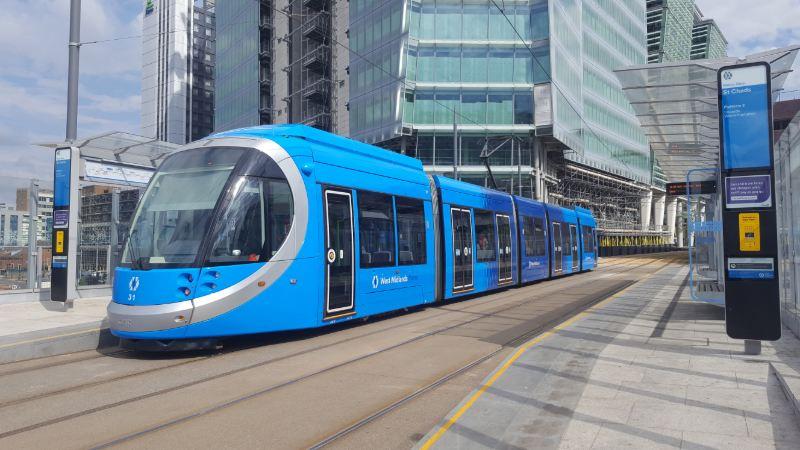 Urbos 3 tram