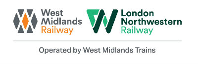 West Midlands Trains and London Northwestern logos