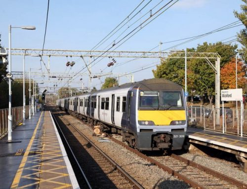 Greater Anglia reveals plans to redevelop Wickford railway station