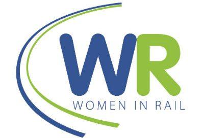 Women in Rail logo