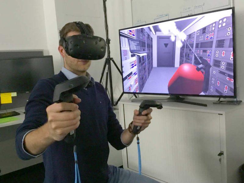 HS2 VR