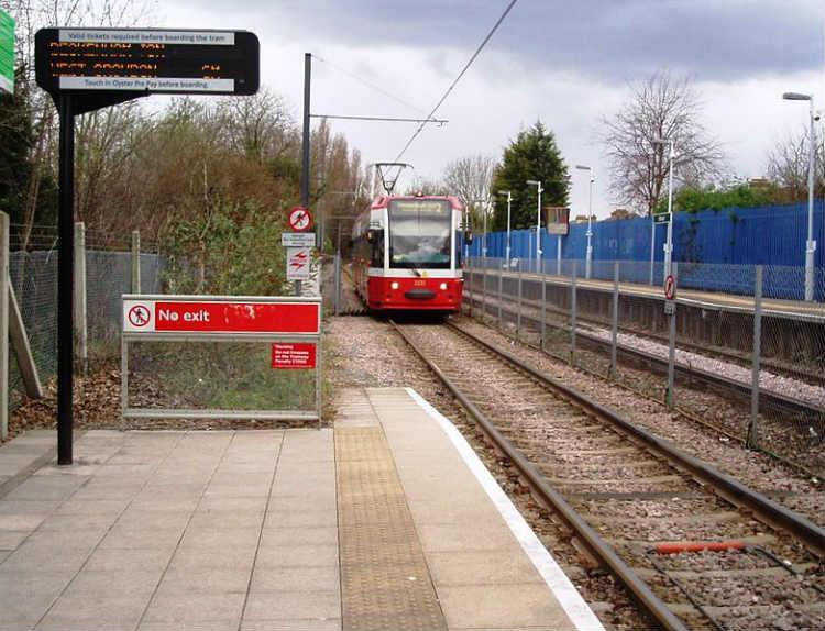 London Trams