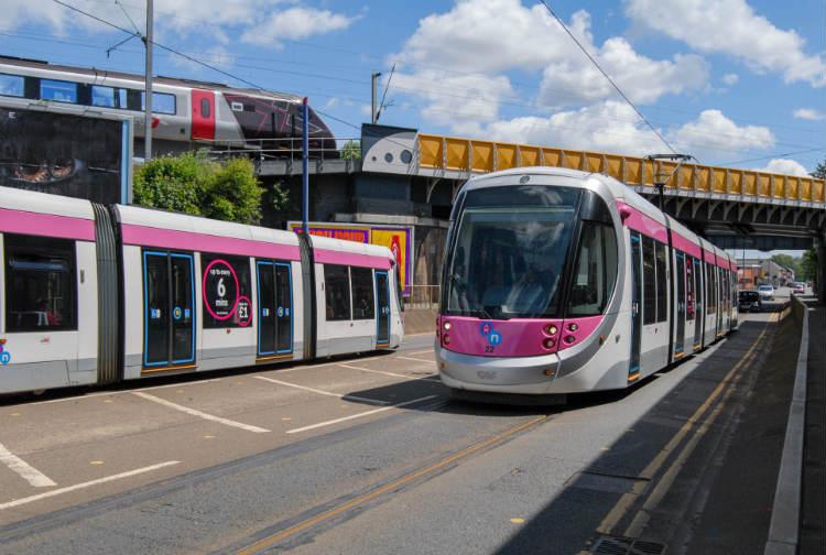 midland metro alliance trams