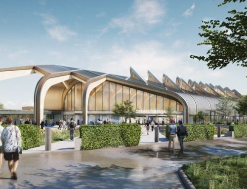 HS2's Interchange Station wins sustainability gold award