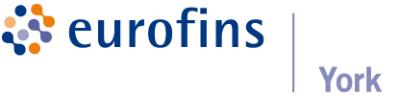 Eurofins York logo