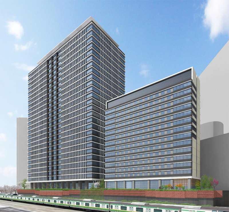 Mitsui building