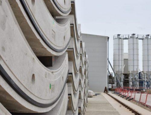 High precision tunnel segments